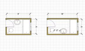 small floorplans brilliant small bathroom design plans 1000 images about bathrooms