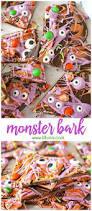best 25 halloween bark ideas on pinterest easy halloween snacks