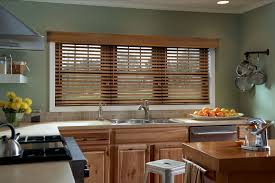faux wood window blinds expressions window fashions
