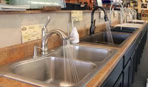 Moen Quinn Kitchen Faucet by Kitchen Moen Faucet Review Motion Sense Kitchen Faucet Moen Arbor