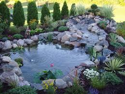 getaway gardens water fire features make for backyard bliss latest