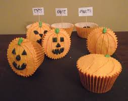carve your own u201d pumpkin cupcakes gloverly cupcakes