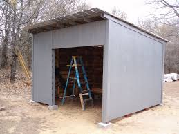 Smith Built Shed by Wood Pallet Shed Project
