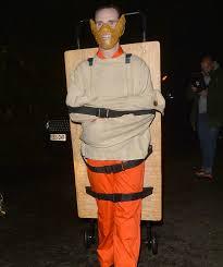Hannibal Halloween Costume 10 Creepiest Celebrity Halloween Costumes 2015