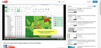 Excel Heat Map E Maps Start Mapping In Excel Visualize Your Data