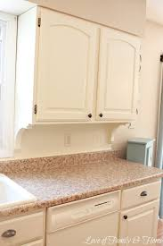 Cabinets For The Kitchen Beadboard Backsplash Corbel Love U0026 A Few Other Kitchen Updates