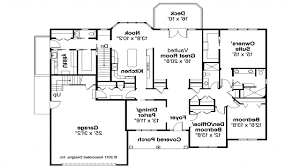 Houses With 2 Master Bedrooms 100 4 Bedroom House Plans Large House Plans Colonial Style