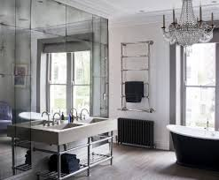 should you place a mirror on top of another mirror bathroom