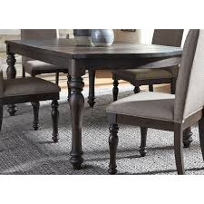 liberty furniture catawba hills dining rectangular leg table with