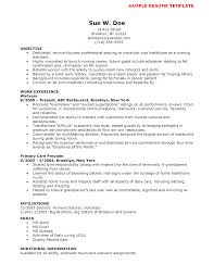 example resume financial intern and education for objective resume
