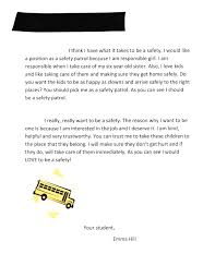 this i believe essay samples the letter that landed my daughter on the safety patrol pieces the letter that landed my daughter on the safety patrol