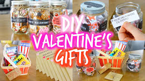 Best Mens Valentines Gifts by Easy Diy Valentine U0027s Day Gift Ideas For Your Boyfriend Youtube