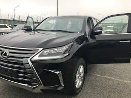 lexus twin turbo accident toyota lexus lx 450d 4 5l in black color jb lux automobile