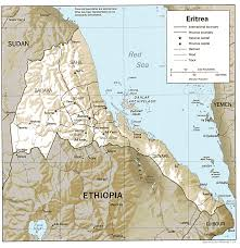 Map Of The Red Sea Eritrea Map Google Search Maps Of Ethiopia Pinterest Ethiopia