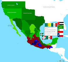 San Luis Potosi Mexico Map by Map Thread Xii Page 157 Alternate History Discussion