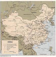 China Google Maps by