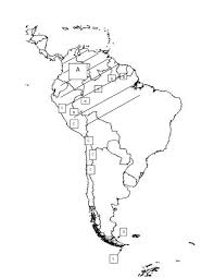 Spanish Speaking Countries Blank Map Quiz by South America Maps Maps Of South America Ontheworldmapcom Map Usa
