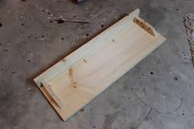Wood Shelf Plans Free by Diy Secret Floating Shelf Free Plans Rogue Engineer