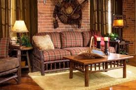 Lodge Living Room Decor by Rustic Living Room Furniture Lodge Craft