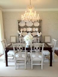 Crystal Chandeliers For Dining Room Chandelier Over Dining Table U2013 Tendr Me