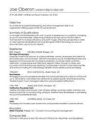 Resumes For Jobs Examples by Resume Writing Employment History Full Page