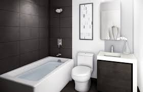 simple bathroom designs black 1000 images about and white