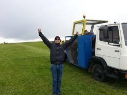 Sven Irmscher hat seinen Windenschein - Sven-Irmscher-Windenprüfung