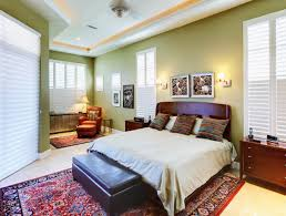 Two Twin Beds In Small Bedroom How To Choose The Right Size Area Rug For Your Bedroom