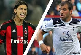 Milan AC - Tottenham Vidéo buts 15 février 2011