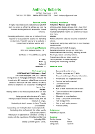 Best It Resume Sample by Free Cv Examples Templates Creative Downloadable Fully