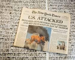 terrorist attacks essay