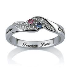 halloween wedding rings amazon com personalized engraved promise ring engagement promise