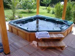 jacuzzi hot tubs outdoor hot tub pinterest jacuzzi hot tubs 11 awesome outdoor hot tubs ideas for your relaxation