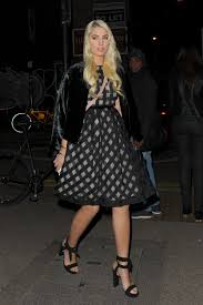amber le bon at taylor hill x joe u0027s jeans cocktail party in london