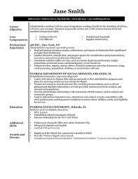 Resume Nursing Unit Clerk     BNWS happytom co Sample Resume  Unit Clerk Resume With No Experience