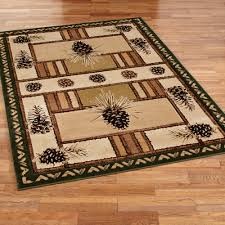 Log Cabin Area Rugs by Lodge Rugs Cabin And Lodge