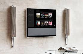 blu ray home theater system with wireless rear speakers get surround sound in your living room u2014without the mess of wires wsj