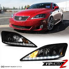 lexus malaysia head office 2006 2013 lexus is250 is350 led strip drl smd led headlights