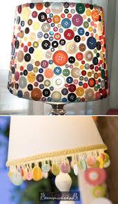 Как украсить бумажный светильник