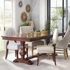 Bradding Espresso  Dining Table Espresso Room And Farm Tables - Pier one dining room sets