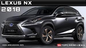 lexus car price com 2018 lexus nx review rendered price specs release date youtube