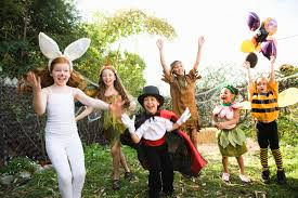 9 kid friendly halloween party games