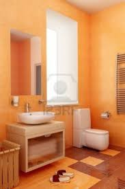 Bathroom Idea Images Colors 41 Best Bathroom In Orange Color Images On Pinterest Bathroom