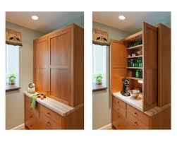 Kitchen Pantry Furniture Custom Pantry Cabinetry Kitchen Pantry Pantry Cabinets