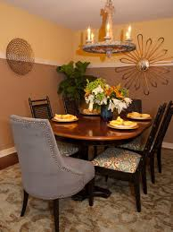 Dining Room Wall Decor 39 Images Outstanding Two Tone Wall Ideas Ambito Co