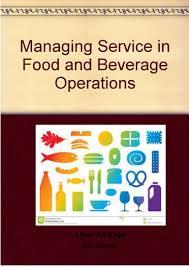 Food And Beverage Supervisor Job Description Food U0026 Beverage Management