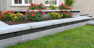 Retaining Wall Designs That Will Transform Your Landscape Unilock - Landscape wall design