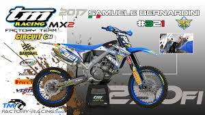 ama motocross online tm factory racing team tmfr