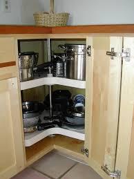 Blind Corner Kitchen Cabinet by Kitchen Corner Kitchen Cabinets Regarding Fresh Corner Drawer In
