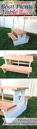 best 25 build a picnic table ideas on pinterest diy picnic